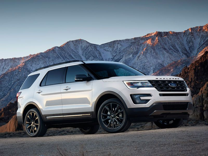 Delightful 2017 Ford Explorer