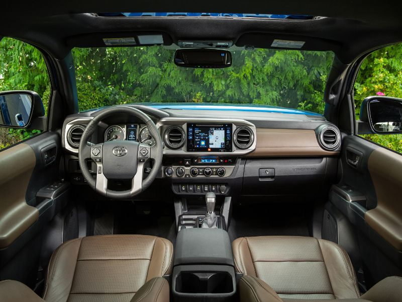 10 best truck interiors. Black Bedroom Furniture Sets. Home Design Ideas