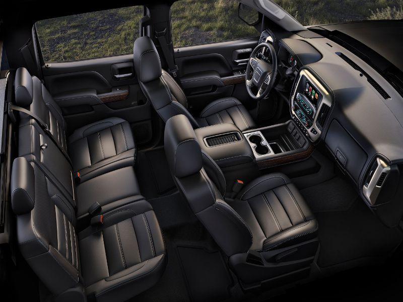 10 Best Truck Interiors | Autobytel.com