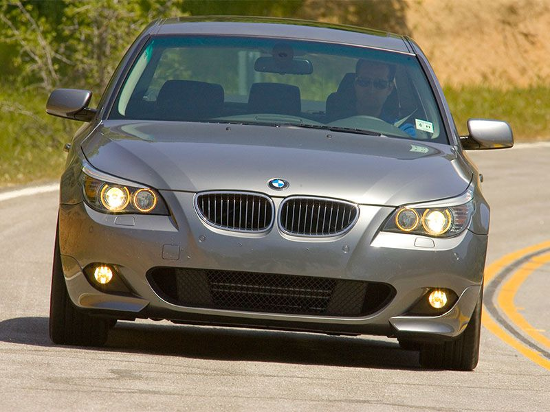 10 Best Used Luxury Cars Under $10,000