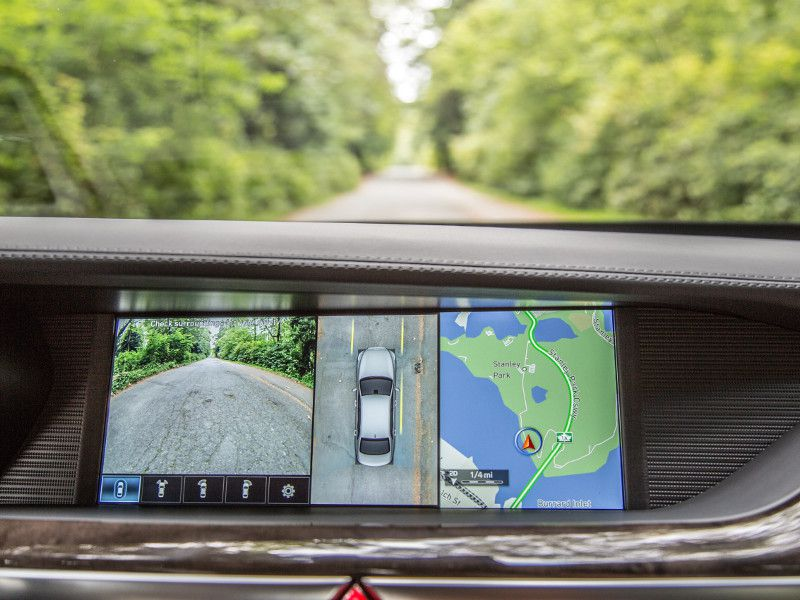10 Cars With A Surround View Camera Autobytel Com