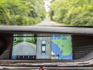 10 Cars with a Surround View Camera