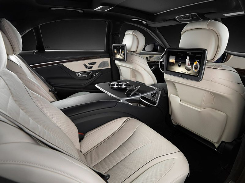10 Best Cars With Big Back Seats Autobytel Com