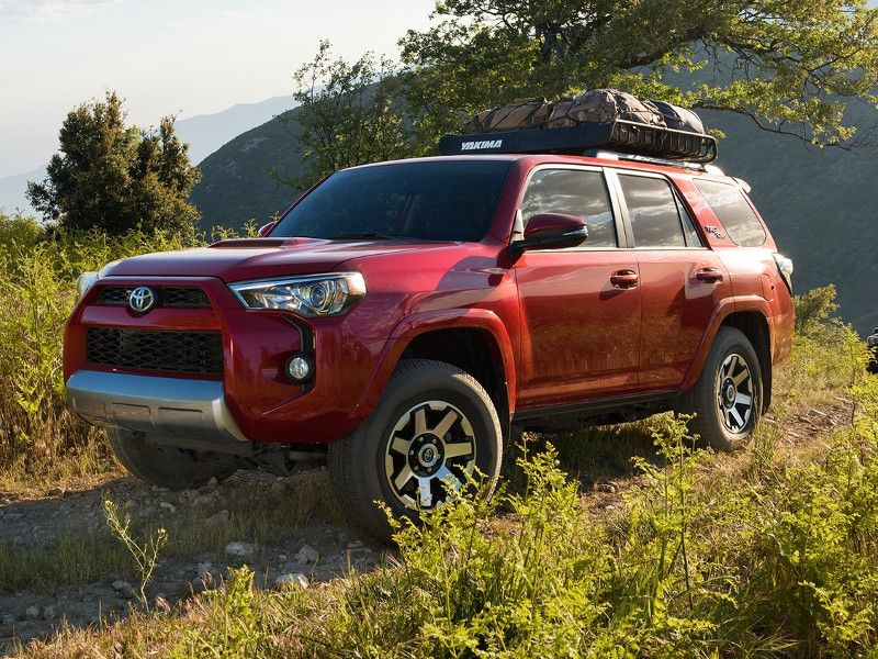 10 Top Toyota 4runner Compeors For 2018