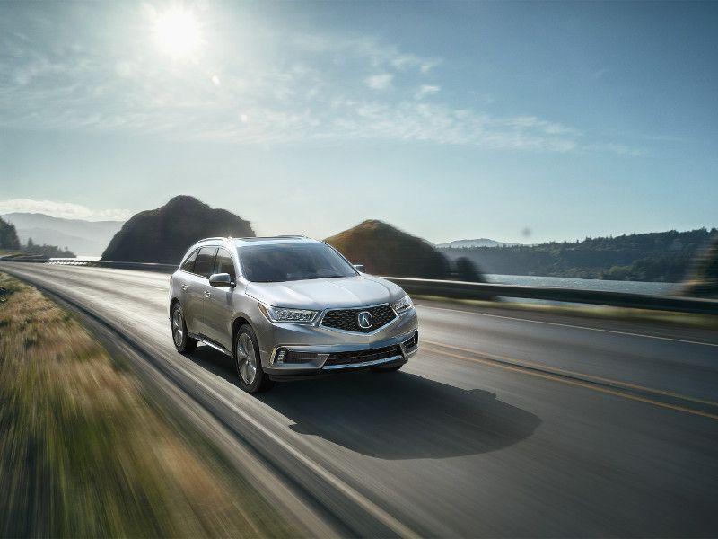 10 of the Safest Luxury SUVs  Autobytelcom