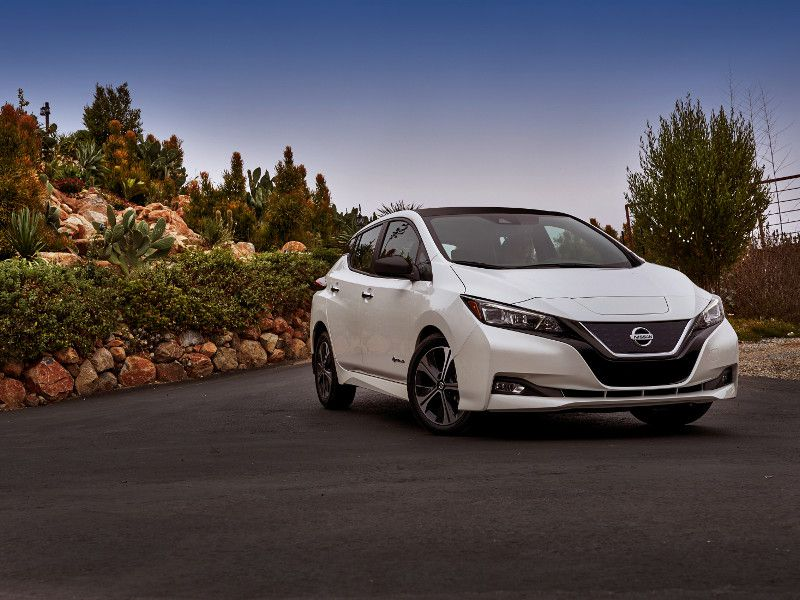 2018 Nissan Leaf Some Cars That Qualify For A Federal Tax Credit