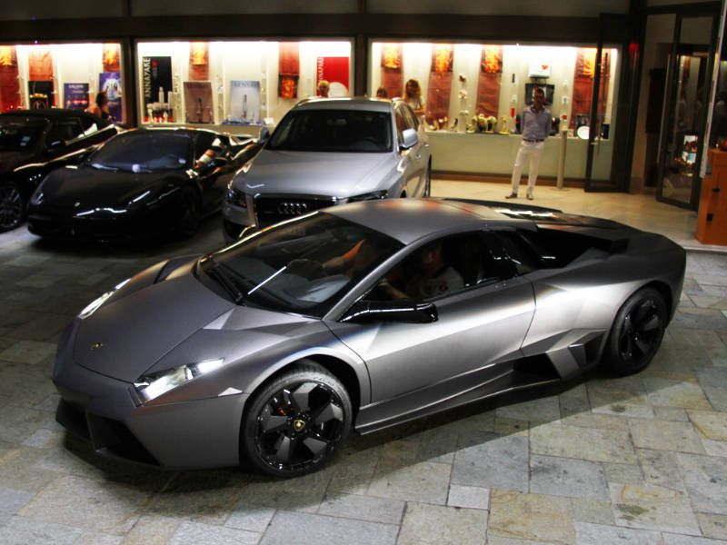 Wonderful 6) Lamborghini Reventon (21 Examples)