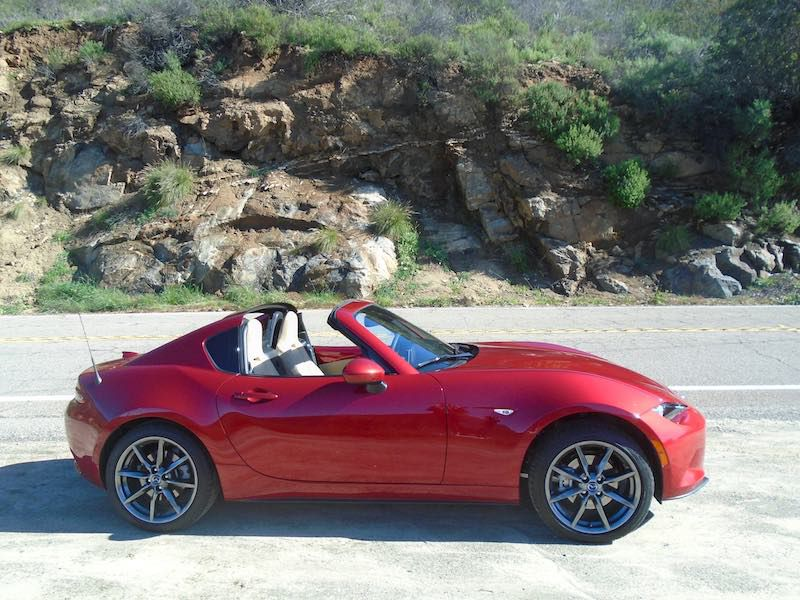 10 Things You Need to Know About the 2017 Mazda Miata MX-5 RF