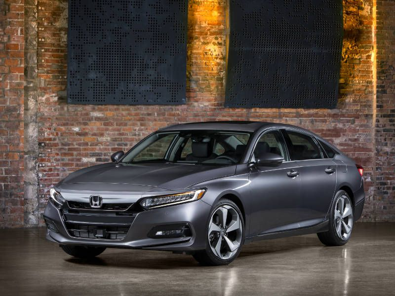 10 Things You Need to Know About the 2018 Honda Accord