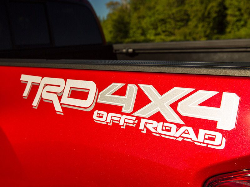 Toyota Tacoma Trd Sport >> 2016 Toyota Tacoma TRD Off-road 4x4 Road Test and Review ...