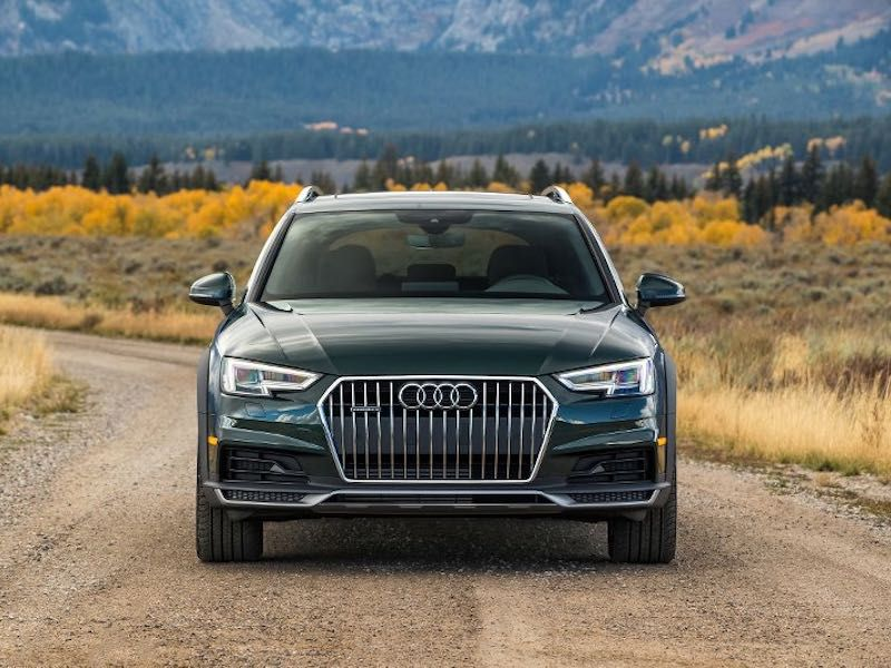 2017 Audi A4 Allroad Wagon Test Drive and Review