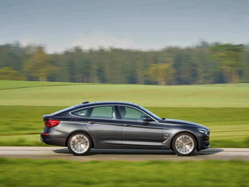 Models And Pricing Built In Germany The 2017 Bmw 3 Series Gt