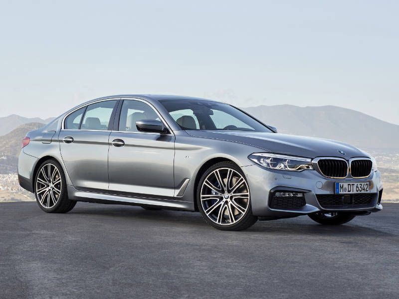 10 BMW 5 Series Competitors to Consider