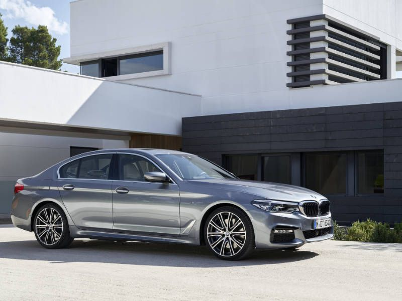 2017 Bmw 540i Road Test And Review