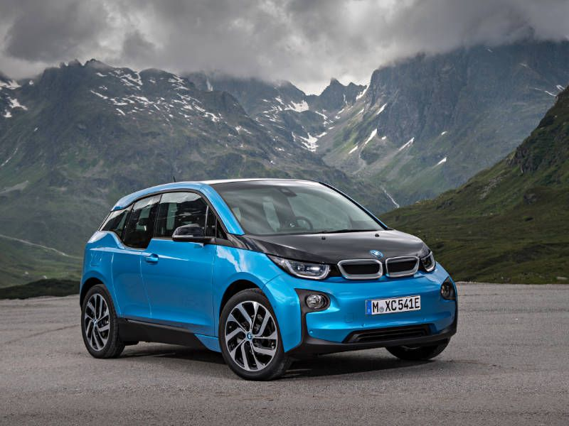 2017 bmw i3 road test and review. Black Bedroom Furniture Sets. Home Design Ideas