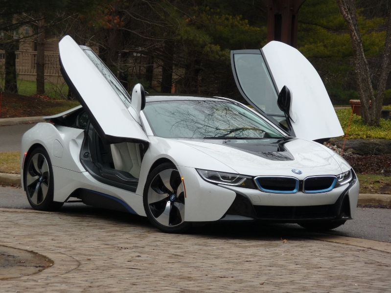 2017 Bmw I8 Review Autobytel Com