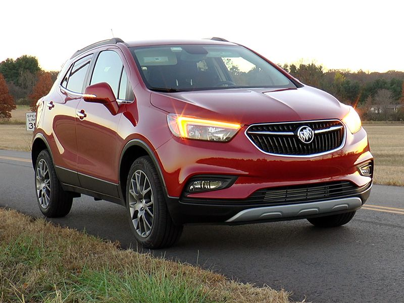 Exterior Styling The 2017 Encore S