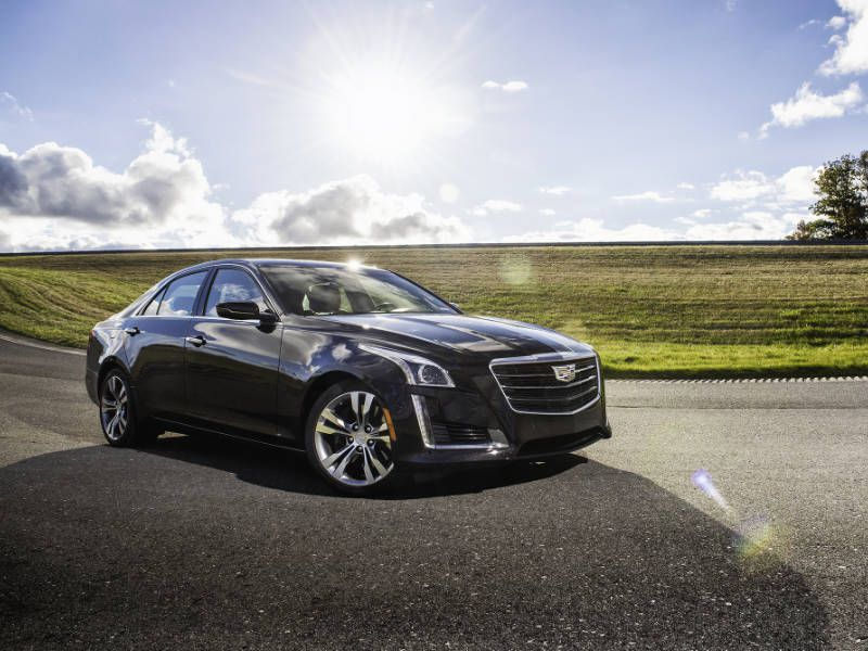 2017 Cadillac CTS Road Test and Review