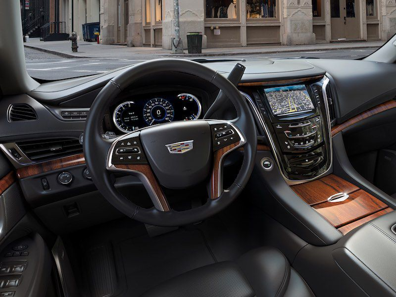 2017 Cadillac Escalade Vs 2017 Chevrolet Tahoe Which Is Best