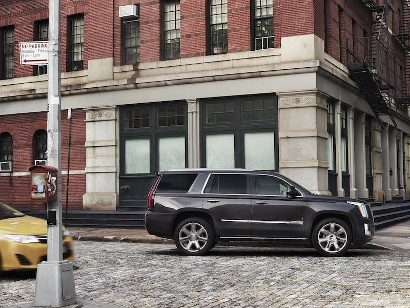 2017 Cadillac Escalade Vs 2017 Chevrolet Tahoe: Which Is