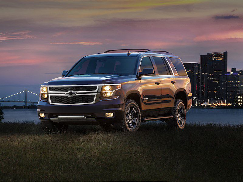 2017 cadillac escalade vs 2017 chevrolet tahoe which is best. Black Bedroom Furniture Sets. Home Design Ideas