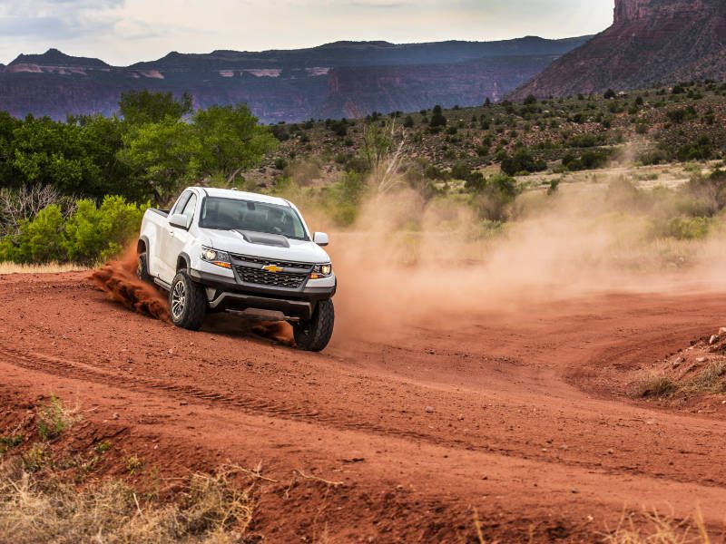 2017 Chevrolet Colorado ZR2 Road Test and Review