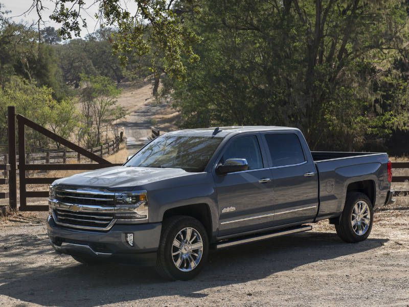 2018 Chevrolet Silverado Unlike The Best Trucks