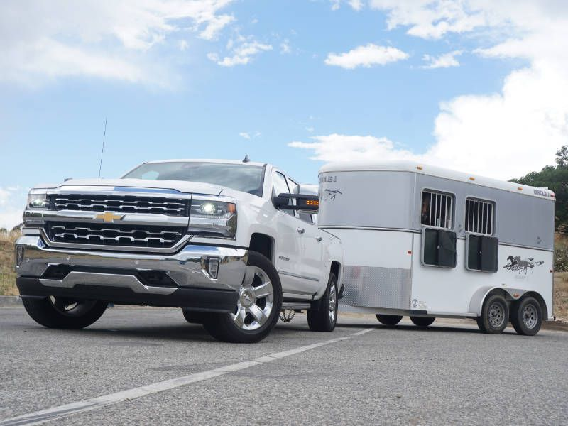 10 best trucks for towing a travel trailer. Black Bedroom Furniture Sets. Home Design Ideas
