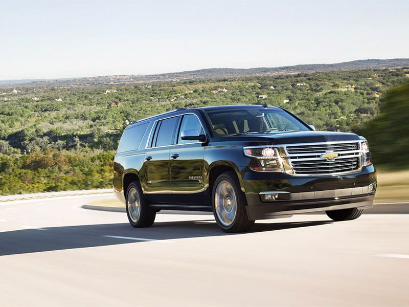 10 Best 8 Passenger SUVs