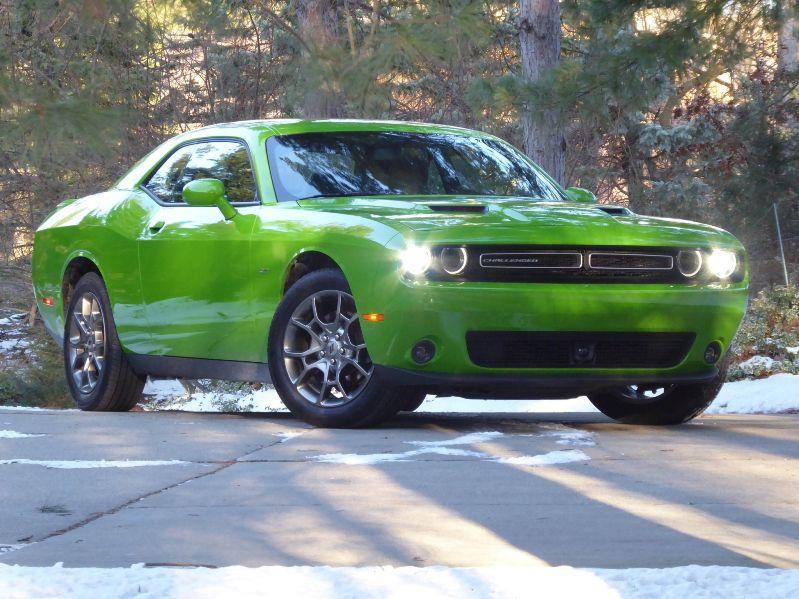 2017 Dodge Challenger Gt Awd Review Autobytel Com