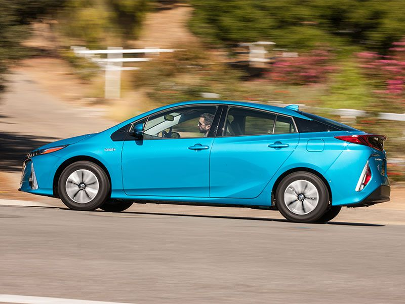 10 Safest Electric Cars
