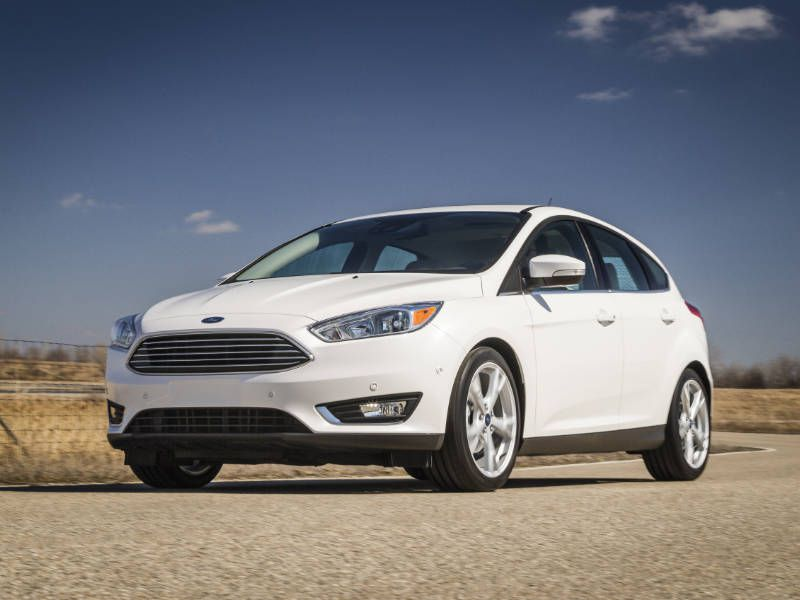 2017 Ford Focus Road Test and Review