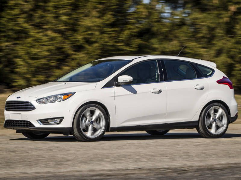 2018 Ford Focus Vs Fusion Which Is For You