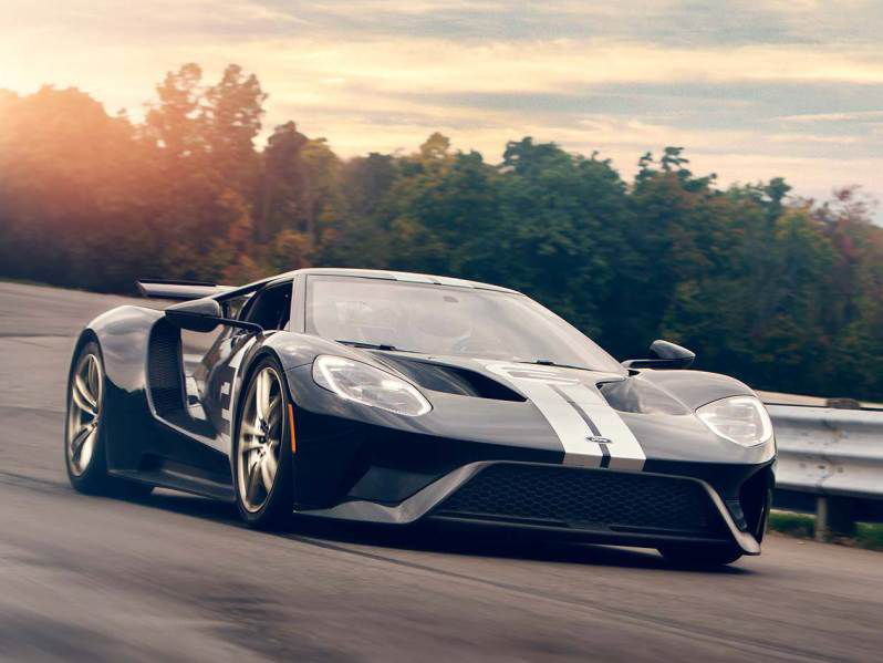 a58b4d572 2017 Ford GT Review