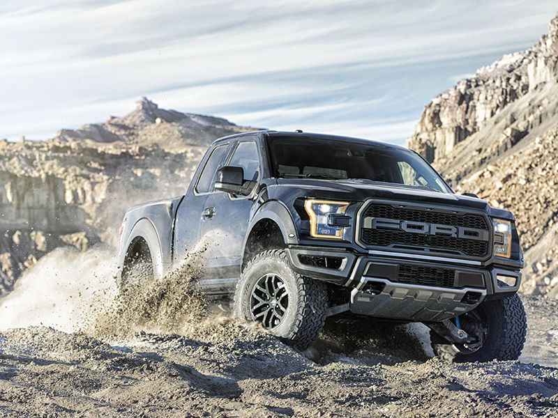 10 Best-Priced Full-Size Trucks