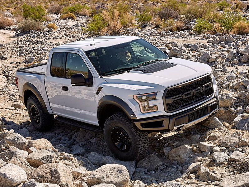2017 Ford Raptor Road Test And Review Autobytel Com