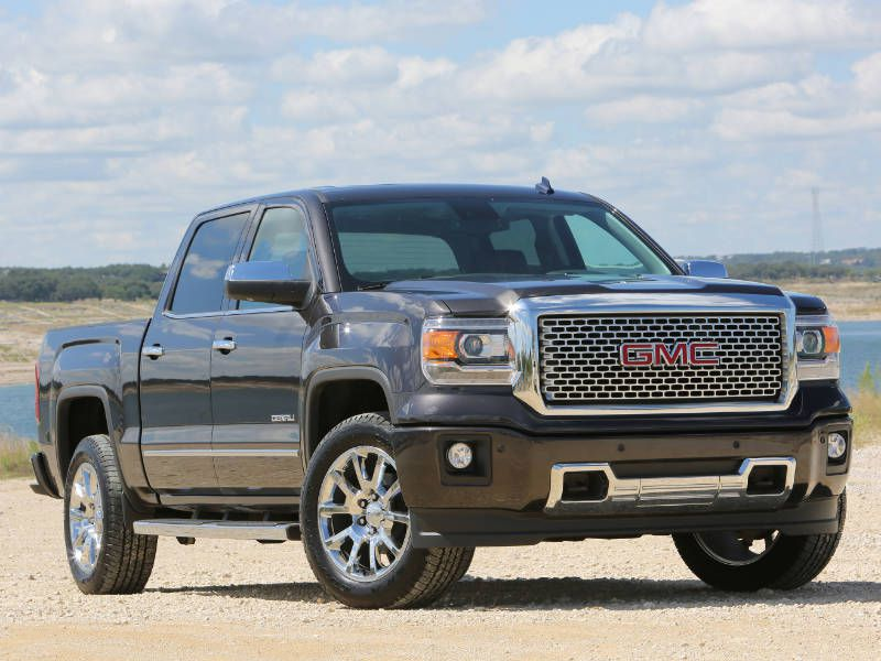 Denali Ultimate Package With A Caveat
