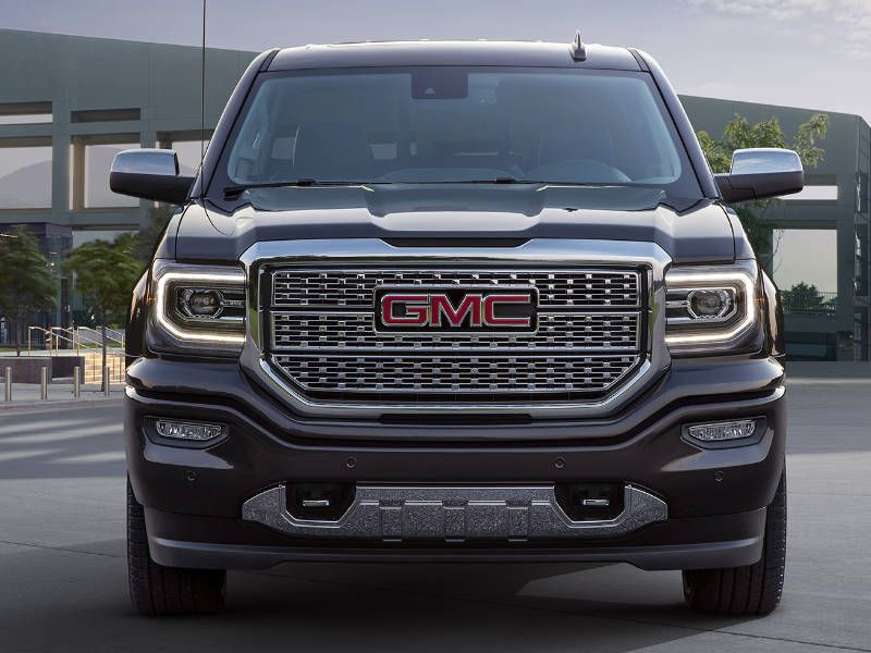 2017 gmc sierra 1500 road test and review. Black Bedroom Furniture Sets. Home Design Ideas