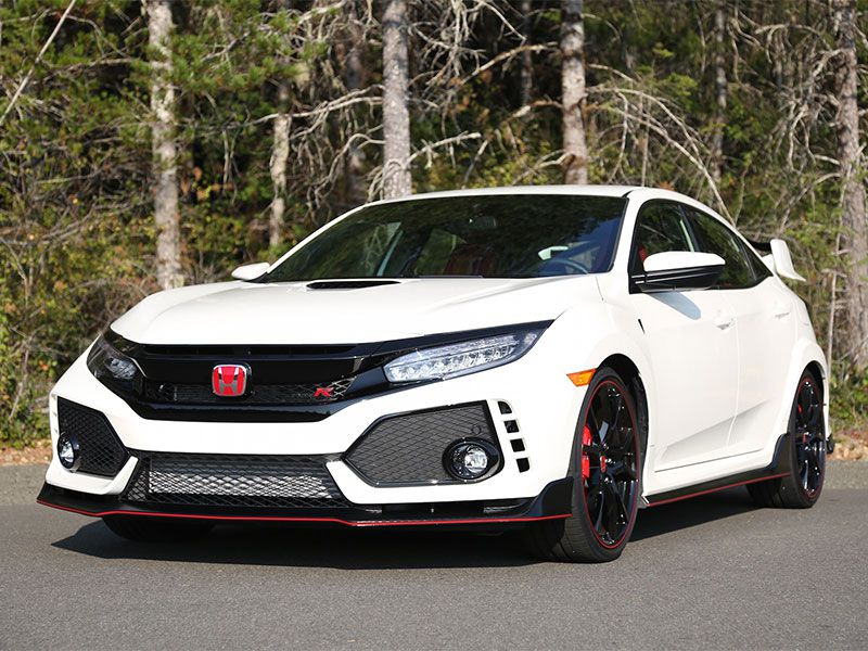 2017 Honda Civic Type R Road Test and Review
