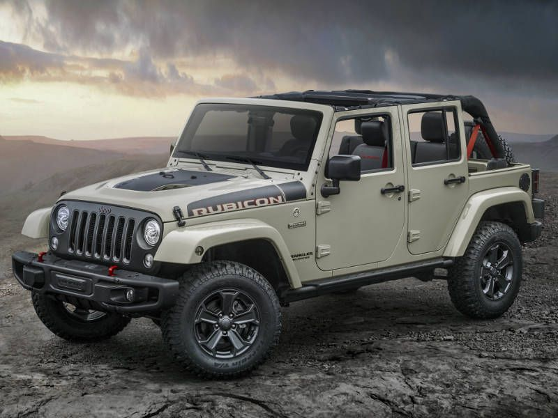 2 2017 Jeep Wrangler Unlimited When You Talk About Cars Similar To