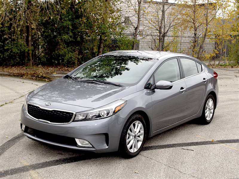 2017 Kia Forte Road Test And Review