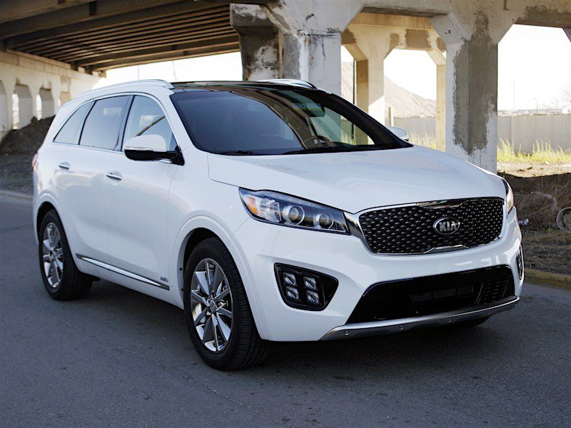 2017 Kia Sorento Road Test and Review
