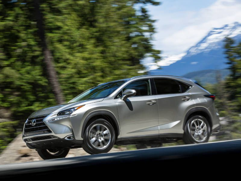 2017 Lexus NX 200t Road Test and Review