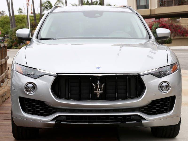 2017 Maserati Levante Road Test And Review Autobytel Com