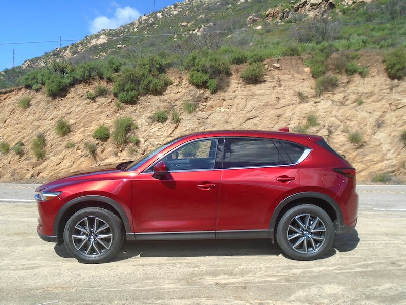 2017 mazda cx 5 road test and review. Black Bedroom Furniture Sets. Home Design Ideas