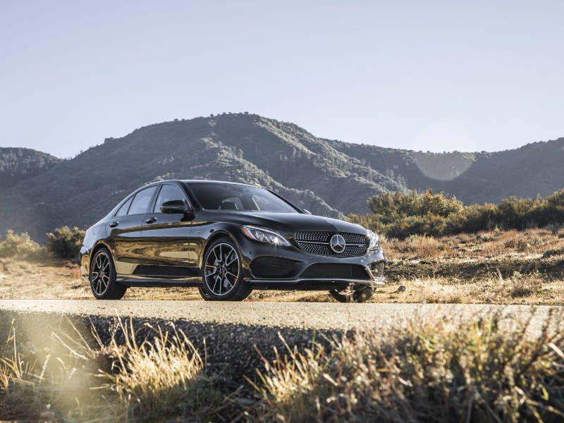 2017 Mercedes Benz C Class Road Test And Review Autobytel Com