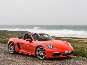 2017 Porsche 718 Boxster S Road Test and Review