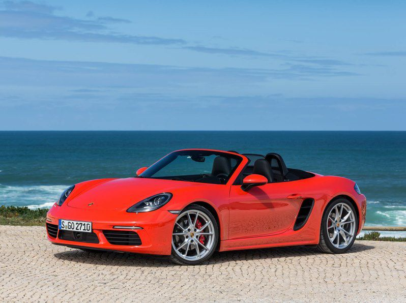 2017 porsche 718 boxster s road test and review | autobytel