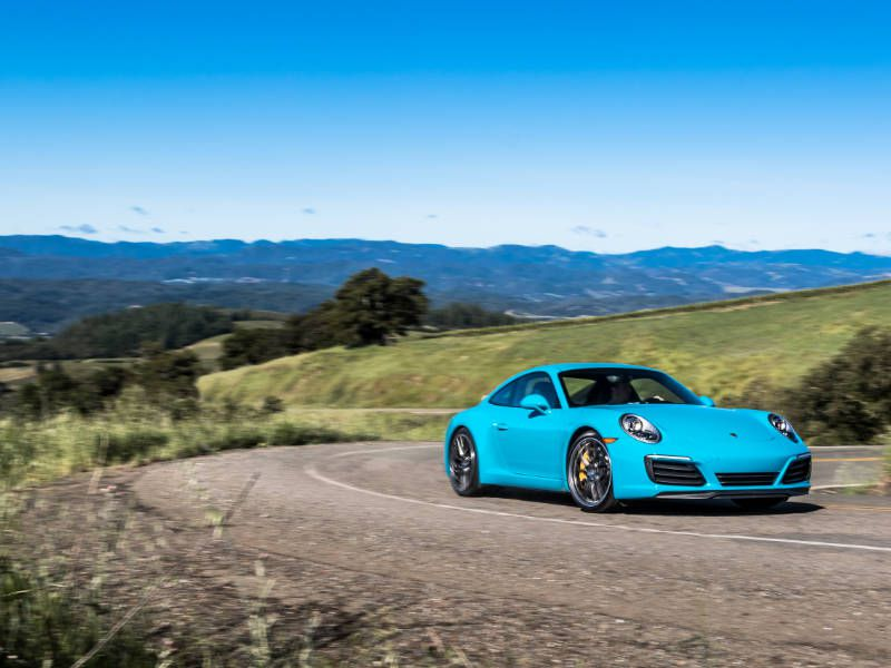 2017 Porsche 911 Road Test and Review