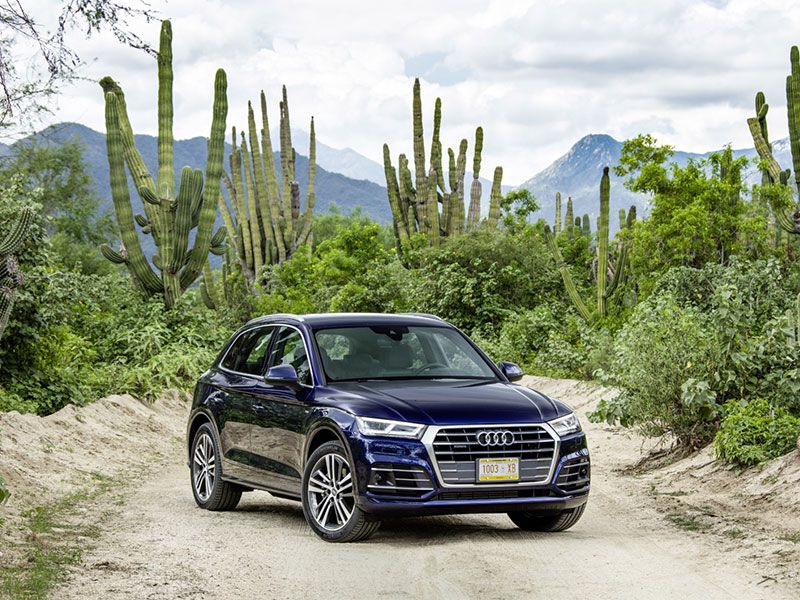 2018 Audi Q5 Road Test and Review